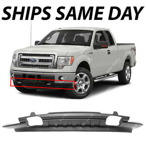 New Textured Front Lower Bumper Valance For 2009 2014 Ford F150 W
