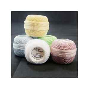 Lesur Pixie 20/'s Crochet Thread 20g 100/% Cotton