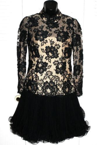 ESTEVEZ For I.MAGNIN & Co Vintage 60s Dress  Flor