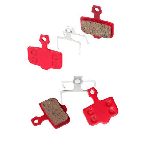 4X Bicycle Disc Brake Pads for Avid Elixir R//CR//CR-MAG//E7 DB1//DB3//DB5 NUTT