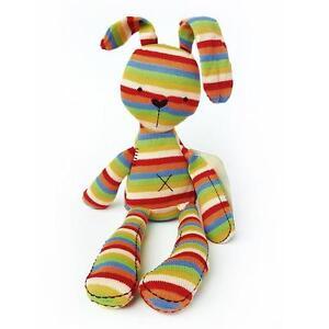 Kids Baby Plush Toy Cartoon Rabbit Embrace Heart Bowkot Stuffed Toys Gift JB