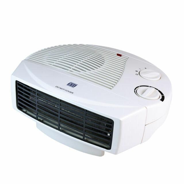 2kW Flat Fan Heater