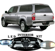 LED Lights for Toyota Tundra Xenon White LED Interior Package  (11 pieces)