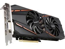 GIGABYTE GeForce GTX 1060 DirectX 12 GV-N1060G1 GAMING-6GD REV 2.0 6GB 192-Bit G