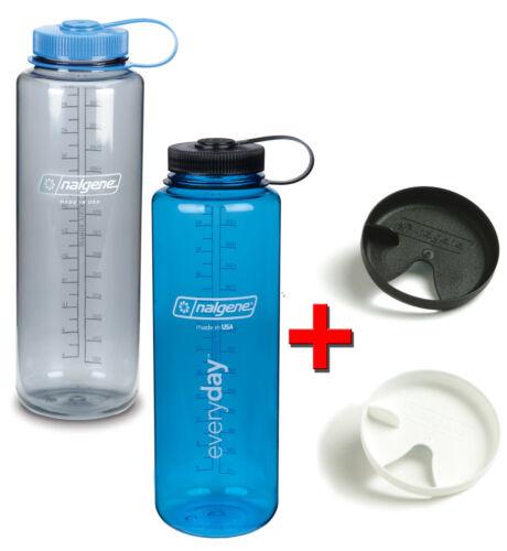 Trinkflasche 1,5 L NALGENE Weithals SILO Everyday Wasserflasche SPORTFLASCHE