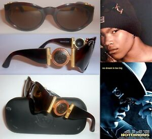 6498f96226ff GIANNI VERSACE ICONIC MODEL 617 B SUNGLASSES-VINTAGE 1994-NEVER WORN ...