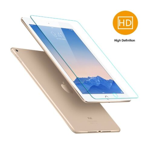 Shatter Proof Bubble Free Tempered Glass Screen Protector for iPad Mini 1//2//3