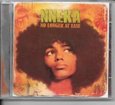 CD ALBUM 15 TITRES--NNEKA--NO LONGER AT EASE--2008