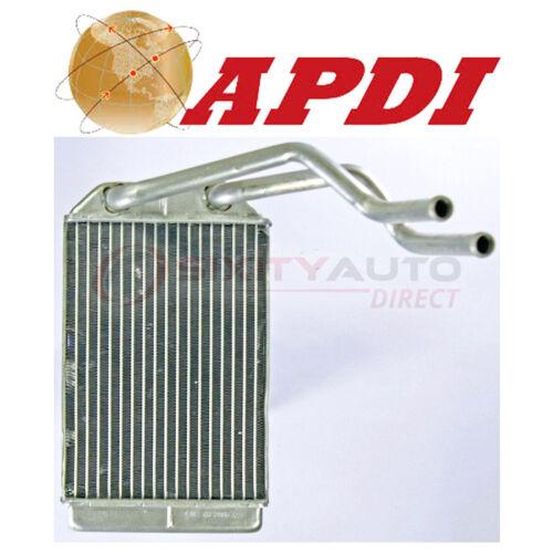APDI HVAC Heater Core for 1994-2002 Dodge Ram 2500 4.7L 5.2L 5.9L 8.0L L6 ow