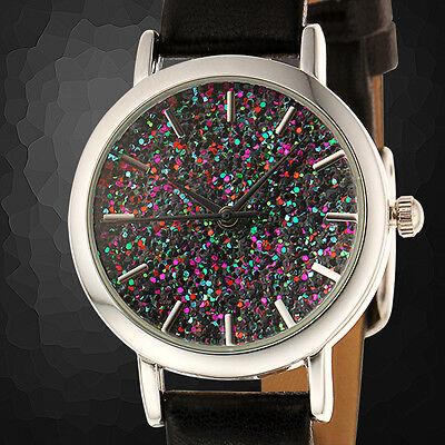 Geneva Platinum Confetti Ladies Watch / MSRP $499.99 (Available in 2 colors)