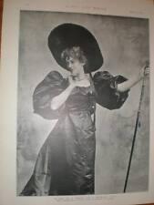 Black is a Pearl in a Woman's Eye Lafayette photo 1895