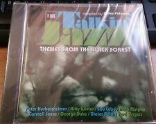 TALKIN' JAZZ (GEORGE DUKE, KITTY WINTER,MARK MURPHY) - CD NUOVO (SEALED)