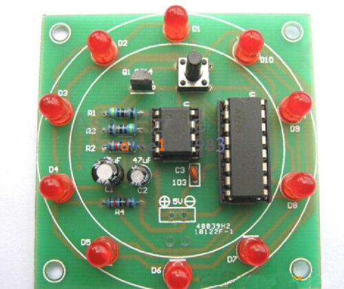 Electronic Glückli Rotary Suite DIY Production Parts Rotary Components BAF