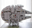 Millennium-Falcon-Vertical-Display-Stand-MOC-for-05132-75192-Building-Blocks-Toy thumbnail 3