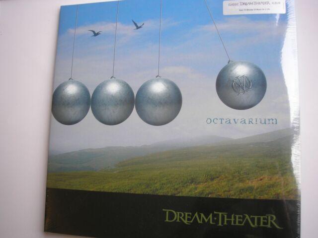 DREAM THEATER Octavarium  double LP g/f slv+inners 2018 new mint sealed vinyl