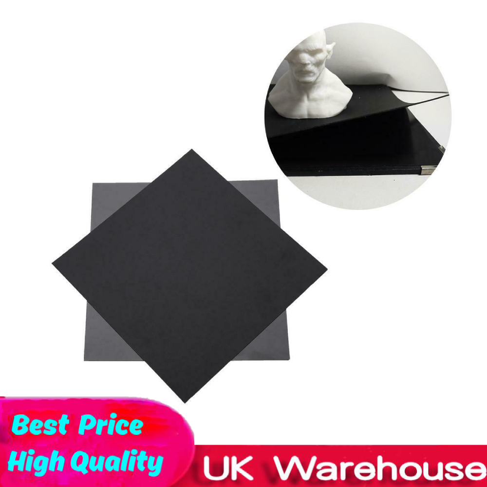 3D Printer Accessories Parts Magnetic Sticker Print Bed Tape High Temp Anti-Warp