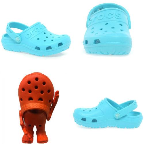 Childrens Genuine Crocs Hilo Clog Size 5 to 2 Eu 20-34.