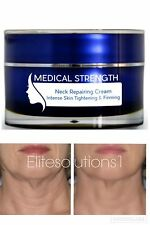 New Neck WRINKLE Cream Fresh Anti aging Lift NEW MEDICAL STRENGHT!PerfectSkin