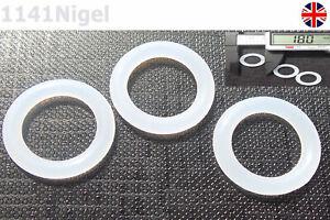 18mm-MM-3mm-Cs-O-Ringe-Dichtung-Silikon-Vmq-Abdichtung-O-Ringe-Unterlegscheiben