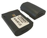 2x 7.4v 2500mah Li-ion Honeywell/lxe Mx7 Tecton Scanner Battery Mx7a380batt
