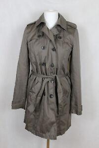 san francisco da449 ca009 Details zu Opus Huda Mantel Trenchcoat Damen Gr.38,sehr guter Zustand