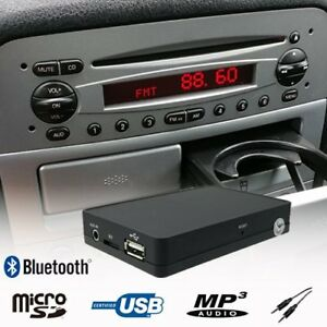 Bluetooth-USB-SD-AUX-Adapter-Car-Kit-Alfa-Romeo-147-156-159-Brera-GT-Spider-Mito