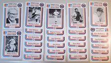 1988 Detroit Tigers 1968 World Champion Domino S Pizza Set