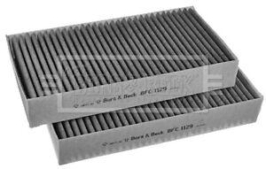 Borg-amp-Beck-Interior-Air-Filter-Cabin-Pollen-BFC1129-GENUINE-5-YEAR-WARRANTY