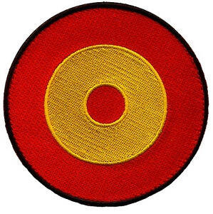 Parche-Ejercito-Aire-Espana-Spanish-Air-Force-Military-Patch-Army-Roundel-Spain