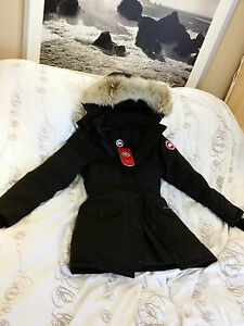 Canada Goose mens online discounts - 2015 Edition Black Red Label Canada GOOSE Trillium Medium Arctic ...