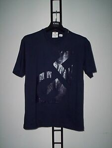 Brillante T shirt M Avec Ferre Marque Coton Bleu Tg En Homme MzpUVS