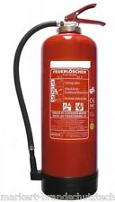 9 Liter Schaum Auflade Feuerlöscher 43A = 12LE AB Schaumlöscher DIN EN3 ASR