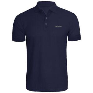 Homme De Rendre L'amérique Grand Nouveau Trump Broderie Brodé Polo Shirts-afficher Le Titre D'origine