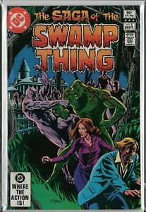 The-Saga-Of-The-SWAMP-THING-5-1982-NM-ref-A1-210