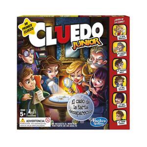 HASBRO-GAMING-Juegos-Familiares-Cluedo-Junior-5-Anos