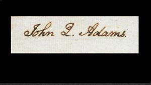 Thomas Jefferson Autograph Reprint On Genuine Original Period 1780s Paper