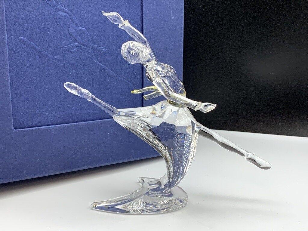 Swarovski Figur 627396 Jahresfigur 2004 Anna 18 cm. Kiste & Zertifikat.