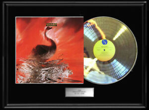 DEPECHE MODE SPEAK AND SPELL WHITE GOLD SILVER PLATINUM TONE RECORD LP RARE