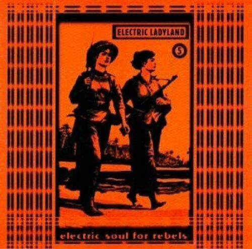 Electric Ladyland 5-Electric Soul for Rebels (1998) | CD | Panacea, DJ Spooky...