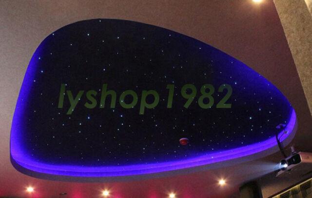 Diy Fiber Optic Lights Baby Room 400xstar Ceilings Rgbw Led Wireless Control 32w