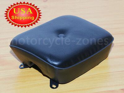 Passenger Rear Seat Leather Cushion For Honda CMX250 CMX 250cc Rebel CA250 96-11