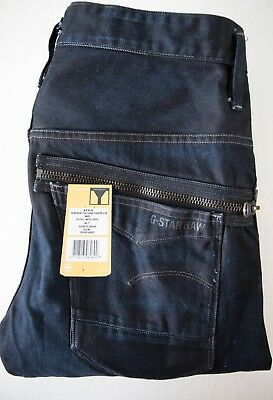 G STAR JEANS MEN RAW New Riley 3d Loose Tapered SP 50760 4639 5056 Size W32XL34   eBay