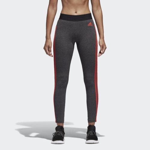 Adidas Tailles Grey Toutes Cf8865 Coral 3 Stripes Red Leggings Essentials Heather rYIxApqr