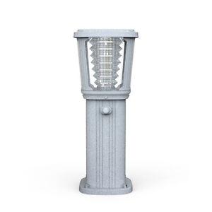 Lampioncino da giardino a energia solare led lampione per - Lampade a energia solare da esterno ...