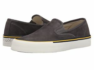 Image is loading Polo-Ralph-Lauren-Mytton-Slip-Ons-size-9-