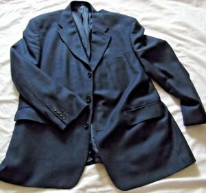 Austin Reed Smart Classic Herringbone Business Suit Jacket Uk 46 S Eu 56 S Ebay