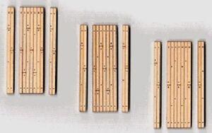 Blair-Line-033-Wood-grade-crossings-One-lane-Bahnuebergang-N-1-160-Laser-Cut-3er