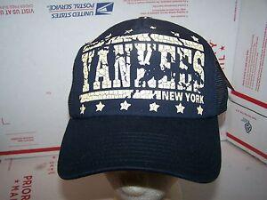63baba353b0 New York Yankees HAT CAP MLB -SNAPBACK-AMERICAN NEEDLE -- 1903- MESH ...