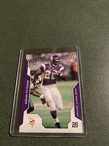 2008 Upper Deck Adrian Peterson RC #158 Vikings $1 Shipping