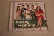 OST Porady na Zdrady - Muzyka z Filmu ( Ania Dąbrowska ) CD